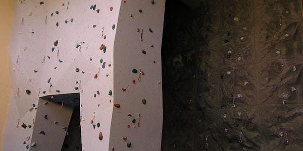 Lezení na umělé stěně pro dva, 2 hodiny, počet osob: 2, Hřensko (Ústecký kraj)3