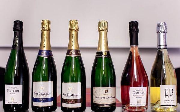 Ochutnávka šampaňských vín2