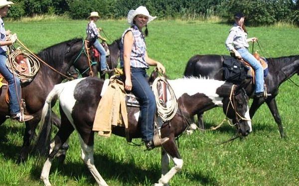 Vyjížďka na koni do přírody2