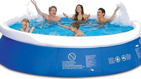 Bazén - Velký, s filtrací (modrá)