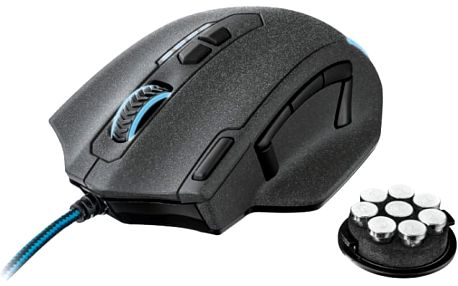 myš TRUST GXT 155 Gaming Mouse - black