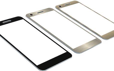 Ochranné tvrzené sklo pro iPhone 5/5S/5C/SE nebo 6/6S včetně lepení nedaleko metra Anděl