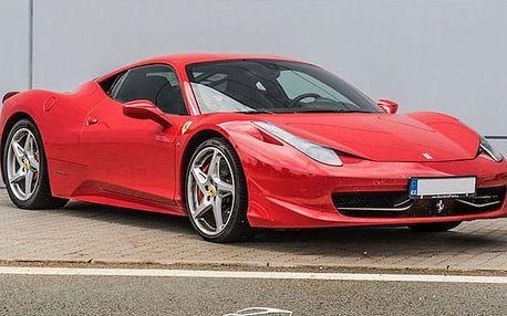 Jízda nejrychlejšími auty na světě za super cenu