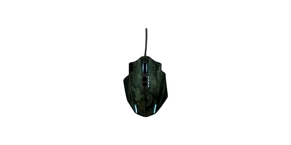 myš TRUST GXT 155C Gaming Mouse - green camouflage2