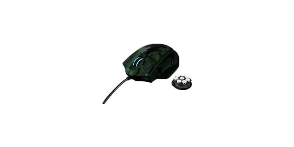 myš TRUST GXT 155C Gaming Mouse - green camouflage3