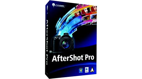 Corel AfterShot Pro ENG - krabicová verze (ASP1IEMB)