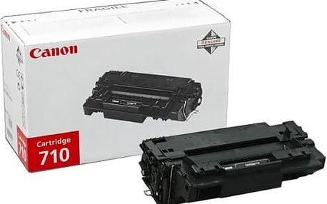 Černá tonerová kazeta Canon (CRG 710) pro LBP-3460 - Originální