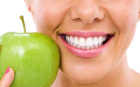 Zoubky jako perličky: Dentální hygiena s airflow