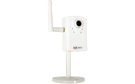 ACTi C11W,Cube,1.3M,ID,f3.6mm,DC,WDR,WiFi