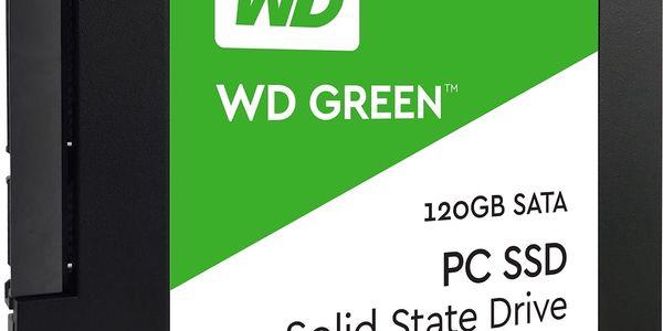 "SSD 2,5"" 120GB WD Green SATAIII 7mm"
