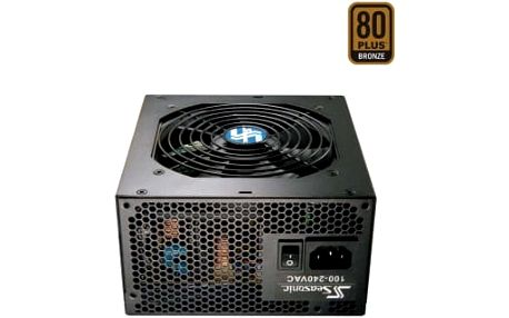 Zdroj Seasonic M12II-520 520W 80 Plus Bronze retail