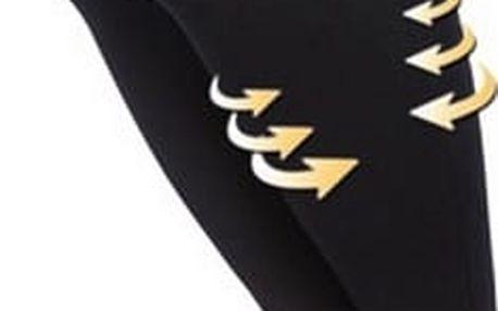 Hubnoucí fitness oblečení. Zeštíhlující legíny či pás zvlášť nebo sada (S - XXL) s poštovným