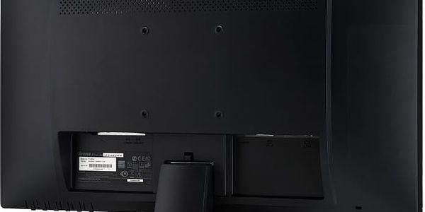 "24""LCD iiyama E2483HS-B1,FullHD,2ms,HDMI,repro4"