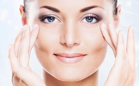 Omlazující masáž obličeje, dekoltu a očního okolí