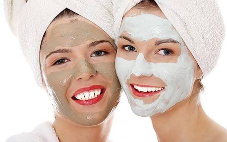 Kosmetické ošetření 1+1 v salonu Merelin