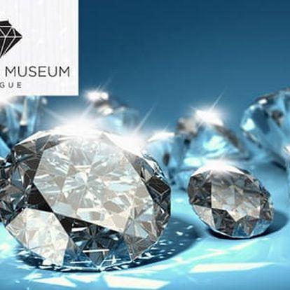 Výjimečný dárek! Pravý certifikovaný diamant z izraelské továrny