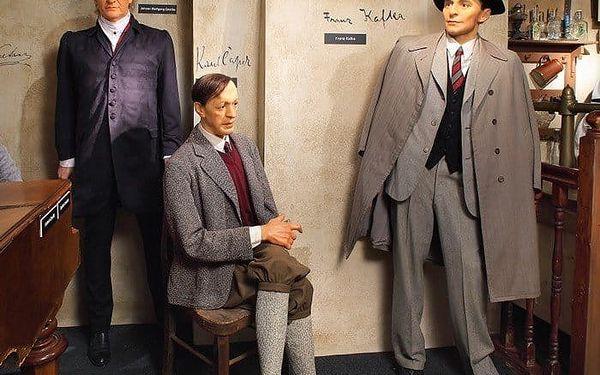 Vstup do Muzea voskových figurín a Madame Tussauds pro rodiny i jednotlivce5