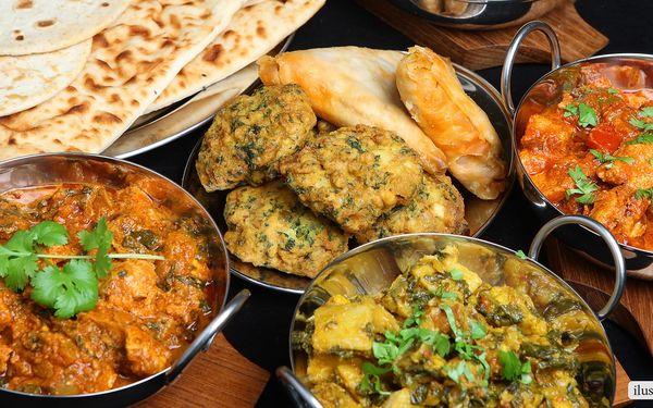 The Royal Maharaja - indická restaurace