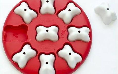 Hračka The Company of Animals Dog Magic bílá/červená