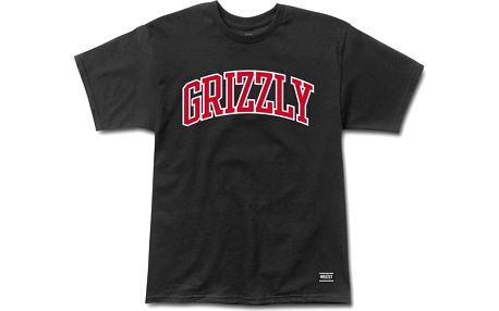 triko GRIZZLY - Top Team Black (BLK) velikost: M