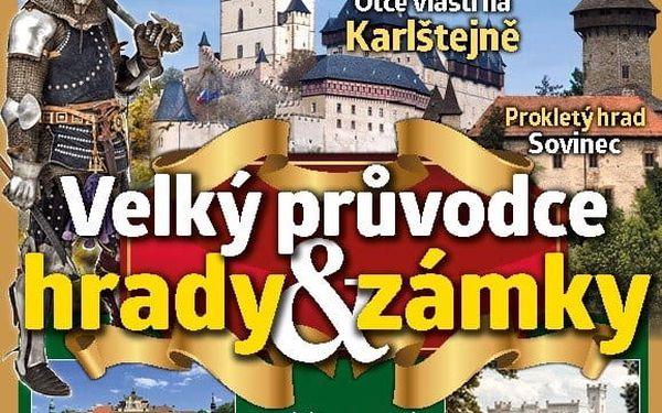 Časopis 100+1 historie, kompletní ročník 2016 – rozlouskněte historické záhady4