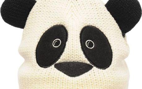Dětská čepice Regatta RKC098 VIVA Animal Hat PolarBr/Ash