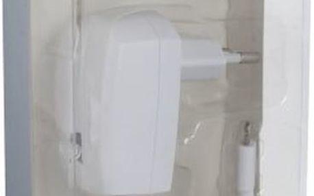 Fontastic cestovní nabíječka s konektorem Lightning, 1A, bílá, box - LGAP50121B01