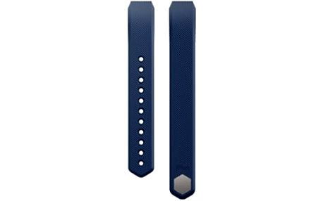 Náramek Fitbit pro Fitbit Alta gumový L (FB158ABBUL) modrý