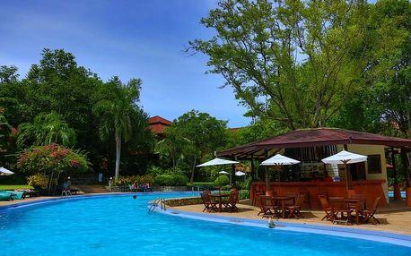 Thajsko - Pattaya na 12 dní, polopenze nebo snídaně s dopravou letecky z Prahy