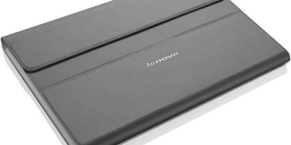 Pouzdro na tablet polohovací Lenovo Folio Case pro TAB 2 A10-70 (ZG38C00139) šedé