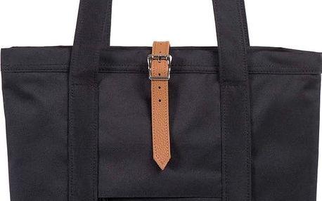 kabelka HERSCHEL - Market Black/Tan Synthetic Leather (00055) velikost: OS