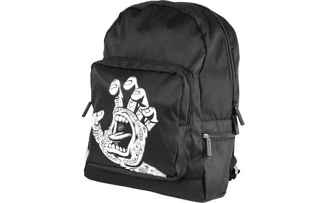 batoh SANTA CRUZ - Tattoo Hand Backpack Black (BLACK)
