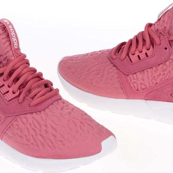 Růžové dámské tenisky adidas Originals Tubular Runner W2