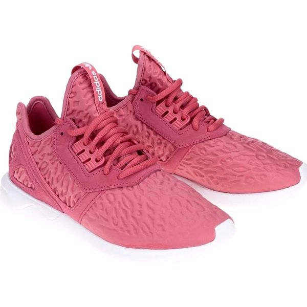 Růžové dámské tenisky adidas Originals Tubular Runner W4