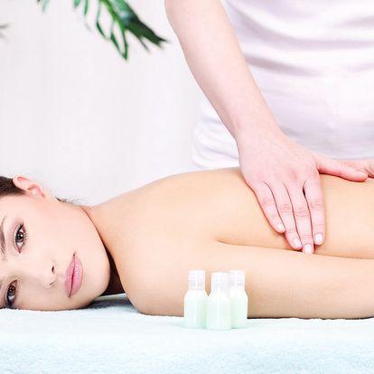 Uvolňující masáž v Tutto-Lubno