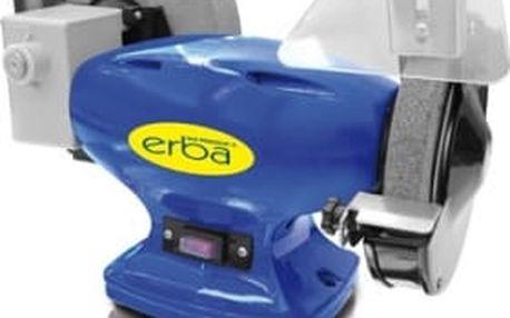 Bruska dvoukotoučová mokrosuchá 400 W 200 / 150 mm ERBA ER-33203