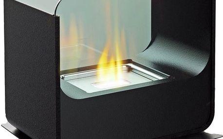Stolní biokrb pro romantickou atmosféru ohně i bez klasického krbu