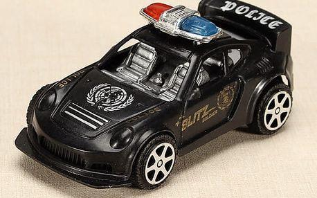 Natahovací policejní autíčko