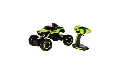 Wiky RC Rock Buggy Green monster RC auto
