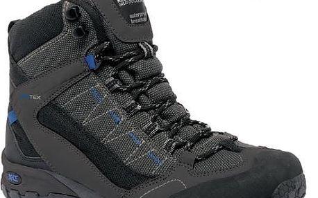 Pánské trekové boty Regatta RMF456 ULTRA-MAX II MID Iron/OxfBlue