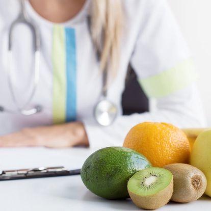 Konzultace s odborníkem na výživu a analýza tuku