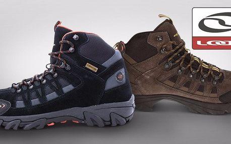 Pánská treková obuv Loap do každého počasí