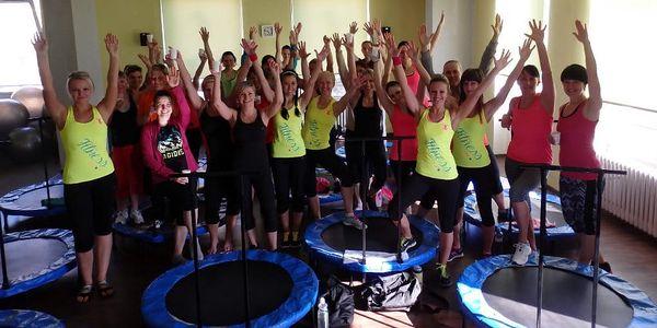 Cvičení může být zábava: 2 vstupy na jumping či piloxing5