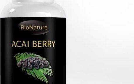 Acai Berry tablety - SLEVA Blížící se datum spotřeby