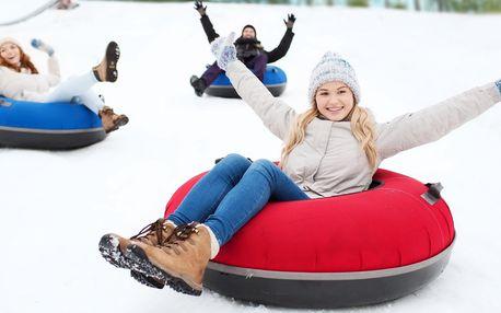 Snowtubing Rokytnice: jízdy na sněhu plné zábavy