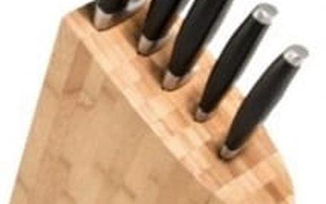 Sada nožů v bloku Bambus Style 6 ks FISSLER FS-8408509