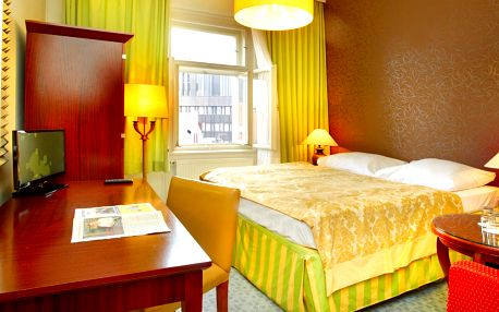 Hotel Brixen*** v Havlíčkově Brodě, nedaleko historického centra města