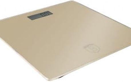 Váha osobní digitální 150 kg Cream Metallic Line KELA BH-9008