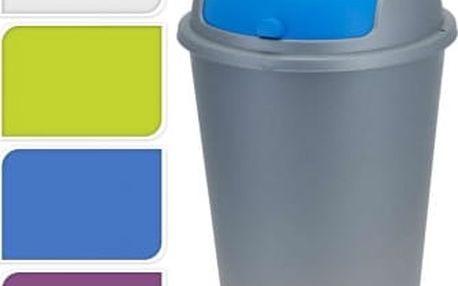 Koš odpadkový 50 l, 3 barvy EXCELLENT KO-Y54220490