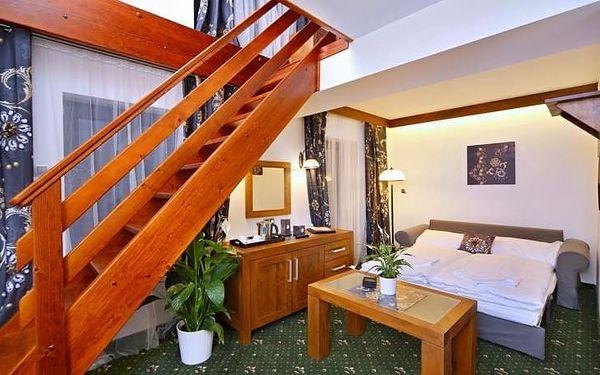 All inclusive pobyt v Harrachově pro dva: Pokoje Swarovski se saunou i vířivkou4